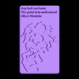 2.Albert_Einstein.STL Download free STL file Albert Einstein Quotes • 3D printable object, Saeid