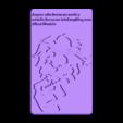 3.Albert_Einstein.STL Download free STL file Albert Einstein Quotes • 3D printable object, Saeid