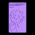 4.Albert_Einstein.STL Download free STL file Albert Einstein Quotes • 3D printable object, Saeid