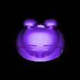 head.stl Télécharger fichier STL gratuit Bébé Chat Potté • Objet à imprimer en 3D, reddadsteve