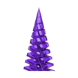 sapin.stl Download free STL file FIR • 3D print design, Luci