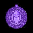 Ancient greek 3.stl Télécharger fichier STL gratuit Pendentif geek ancien 3 • Plan imprimable en 3D, Majs84