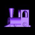 Train Engine.STL Download free STL file Train Test Print • 3D print object, 3DWinnipeg