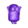 minions dave.stl Download free STL file Minions Dave • Design to 3D print, hcchong