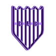 Escudo banfield.stl Download free STL file Banfield Argentina Shield - Cookie Cutter • Design to 3D print, Taladrodesing
