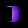 front.STL Télécharger fichier STL gratuit casque iron man • Design imprimable en 3D, mathiscovelli