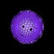%5BYsphere_model_bf_mc_allwall_3_sim_scaled.stl Télécharger fichier STL gratuit Série de lampes perforées • Objet pour impression 3D, Kay