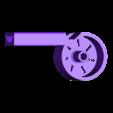 Whistle_Body7mmOpening.stl Télécharger fichier STL gratuit Sifflets avec turbine, jeu STEM • Modèle pour imprimante 3D, LGBU