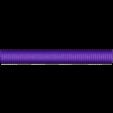 Roller.stl Download free SCAD file Perpetual Flip Calendar (W/ Customizable Font) • 3D printable model, Dsk