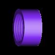 Handle_Cap.stl Télécharger fichier STL gratuit Mario + Lapins Crétins - Plumer's Helper Boomshot • Modèle pour impression 3D, Dsk