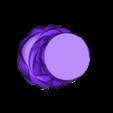 V2.stl Télécharger fichier STL gratuit Vase à facettes arrondies • Plan pour impression 3D, Dsk