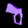 Handle_Left.stl Télécharger fichier STL gratuit Borderlands Bandit Room Clener Shotgun • Modèle pour impression 3D, Dsk
