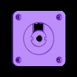 encoder_base_lid.stl Download free STL file Smart knob • 3D printing object, marigu