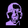 Cb_scaled.stl Télécharger fichier STL gratuit Chester Bennington pochoir décoratif • Objet pour impression 3D, Entropia_95