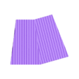 roof_BIG.stl Télécharger fichier STL gratuit Dépôt de train à l'échelle 1:87 HO avec table tournante • Plan pour imprimante 3D, nenchev