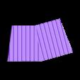 roof_SMALL.stl Télécharger fichier STL gratuit Dépôt de train à l'échelle 1:87 HO avec table tournante • Plan pour imprimante 3D, nenchev