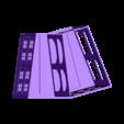 building_big_right.stl Télécharger fichier STL gratuit Dépôt de train à l'échelle 1:87 HO avec table tournante • Plan pour imprimante 3D, nenchev