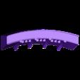DAM.stl Télécharger fichier STL gratuit Mur de barrage simple - échelle HO (1:87) • Modèle à imprimer en 3D, nenchev