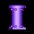 buffer.stl Télécharger fichier STL gratuit Warhammer 40K - wagon gargo général - échelle HO (1:87) • Modèle pour impression 3D, nenchev