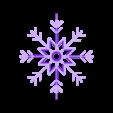 big-ornament-insert.stl Télécharger fichier STL gratuit Ornement Jumbo - Snap Fit • Design à imprimer en 3D, Adafruit