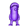 Mario.stl Download free STL file Mario Bros Minis w/ MMU • 3D print object, Dsk
