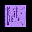 bigsquare2.stl Télécharger fichier STL gratuit Bâtiments de procédure • Design pour impression 3D, ferjerez3d