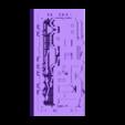 rect1.stl Télécharger fichier STL gratuit Bâtiments de procédure • Design pour impression 3D, ferjerez3d