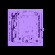 bigsquare4.stl Télécharger fichier STL gratuit Bâtiments de procédure • Design pour impression 3D, ferjerez3d