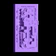 rect3.stl Télécharger fichier STL gratuit Bâtiments de procédure • Design pour impression 3D, ferjerez3d