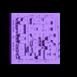 bigsquare3.stl Télécharger fichier STL gratuit Bâtiments de procédure • Design pour impression 3D, ferjerez3d