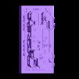 rect4.stl Télécharger fichier STL gratuit Bâtiments de procédure • Design pour impression 3D, ferjerez3d