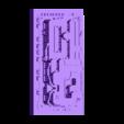 rect2.stl Télécharger fichier STL gratuit Bâtiments de procédure • Design pour impression 3D, ferjerez3d