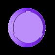 PacManBank_Cap.stl Télécharger fichier STL gratuit Pac Man Piggy Bank - plus grande porte / trou / ouverture • Modèle pour imprimante 3D, plokr