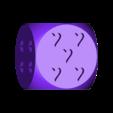 DADO_CORAZON_4cm.stl Télécharger fichier STL gratuit Dado de Corazones (Les dés de cœur) • Plan pour impression 3D, celtarra12