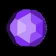 Medium_gem_stone_x1.stl Télécharger fichier STL gratuit Collier de juge Q • Objet à imprimer en 3D, poblocki1982