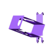 hero3_mount_rts_alien_20d.stl Télécharger fichier STL gratuit Clone Readytosky Alien Hero3 / Monture 3+ • Modèle pour imprimante 3D, Gophy