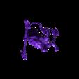 Fulgurite_4.1.stl Download free STL file Martian Electric Clergy • 3D print design, ErikTheHeretek