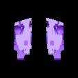 Leviathan_dreadnought_%C3%A9paule_G_v3.STL Download free STL file Gros robot des anciens marin de l'espace • Template to 3D print, ologhzul