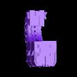 Leviathan_dreadnought_munition_autocanon_v2.STL Download free STL file Gros robot des anciens marin de l'espace • Template to 3D print, ologhzul