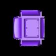 Leviathan_dreadnought_pied_centre_v2.STL Download free STL file Gros robot des anciens marin de l'espace • Template to 3D print, ologhzul