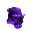 Piggy_bank_remixed_bottom.stl Download free STL file Piggy bank with thicker bottom and screw cap • 3D printing model, Cyberspace38