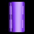 nano_drone_wrist_mount_bottom.stl Télécharger fichier STL gratuit Support poignet pour bourdon Nano (CX-10D) • Objet pour impression 3D, SexyCyborg