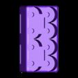 nano_drone_wrist_mount_plain.stl Télécharger fichier STL gratuit Support poignet pour bourdon Nano (CX-10D) • Objet pour impression 3D, SexyCyborg