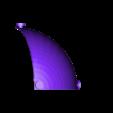r74mm_Bra_Cup.stl Download free STL file Flexible Filament Bikini Top and Bottom • 3D printable design, SexyCyborg