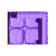 OpenForge_with_Pillars_and_Arch_corner.obj Download free OBJ file Dungeons Tile Set • 3D printing object, 3DRune