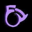 collier_de_serrage_aquarium.stl Download free STL file Collier de serrage pour tuyau aquarium 16/22mm • 3D printer template, Aliasze13