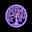 Tree_of_Life.stl Download free STL file Tree of Life • 3D printer model, simonlewis962