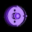 windspeed12-base.stl Télécharger fichier STL gratuit Indicateur de vitesse du vent - Anémomètre V2.0 • Design à imprimer en 3D, shermluge