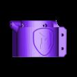 Porta_spindle_version_2.STL Download free STL file Prusa I3 Steel V2 Makerparts - Laser Cut • Template to 3D print, Agos3D