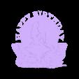 Ariel disney4.STL Download free STL file Disney Ariel • 3D print design, Saeid